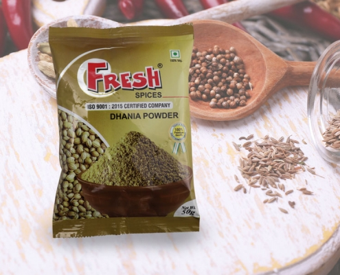 spices manufacturer